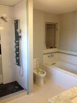 bathroom remodel Edina
